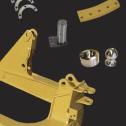 Dozer Blade Parts, Loader Blade Parts, Dozer Suspension Parts